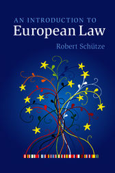 An Introduction to European Law by Robert Schütze
