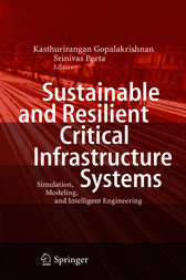 Sustainable and Resilient Critical Infrastructure Systems by unknown