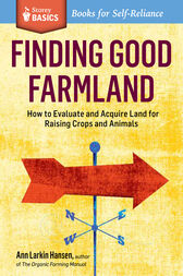 Finding Good Farmland by Ann Larkin Hansen