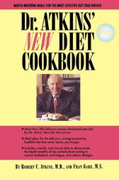 Dr. Atkins' New Diet Cookbook by M.D. Atkins
