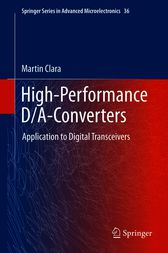 High-Performance D/A-Converters by Martin Clara