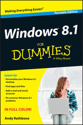 Windows 8.1 For Dummies, Portable Edition by Andy Rathbone
