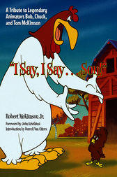 I Say, I Say . . . Son! by Robert McKimson Jr.