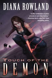 Touch of the Demon by Diana Rowland