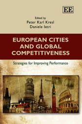 European Cities and Global Competitiveness by Peter Karl Kresl