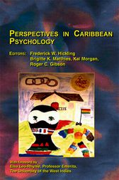 Perspectives in Caribbean Psychology by Frederick W. Hickling