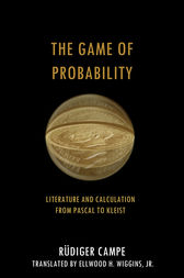 The Game of Probability by Rüdiger Campe