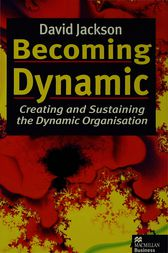 Becoming Dynamic by David Jackson