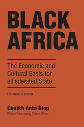 Black Africa by Cheikh Anta Diop