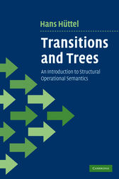 Transitions and Trees by Hans Hüttel