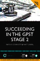 Succeeding in Your GP ST Stage 2 Situational Judgement Tests ( SJT ) / Professional Dilemmas
