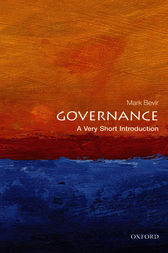 Governance by Mark Bevir