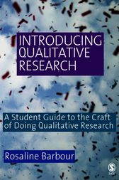 Introducing Qualitative Research by Rosaline Barbour