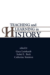 Teaching and Learning in History by Ola Hallden
