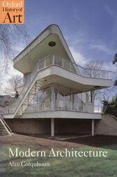 Modern Architecture by Alan Colquhoun