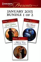 Harlequin Presents January 2013 - Bundle 1 of 2 by Lynne Graham
