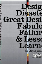 Design Disasters by Steven Heller