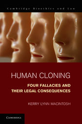 Human Cloning by Kerry Lynn Macintosh