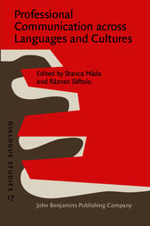 Professional Communication across Languages and Cultures by Stanca Mada