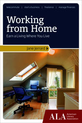 Working from Home by Jane Jerrard