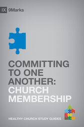 Committing to One Another by Bobby Jamieson