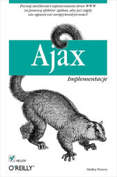 Ajax. Implementacje by Shelley Powers