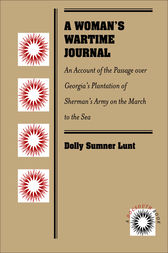 A Woman's Wartime Journal by Dolly Sumner Lunt