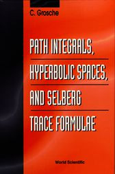 PATH INTEGRALS, HYPERBOLIC SPACES AND SELBERG TRACE FORMULAE by C. Grosche