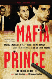 Mafia Prince by Phil Leonetti