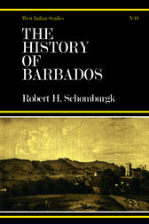 History of Barbados by Sir Robert Schomburg