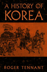 History Of Korea by Tennant