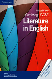 Cambridge IGCSE Literature in English by Russell Carey