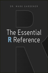 The Essential R Reference by Mark Gardener