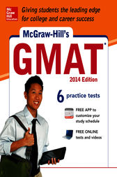 McGraw-Hill's GMAT, 2014 Edition