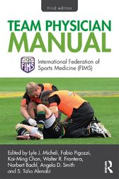 Team Physician Manual by Lyle J. Micheli