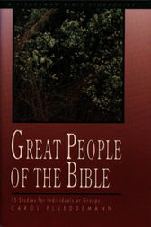 Great People of the Bible by Carol Plueddemann