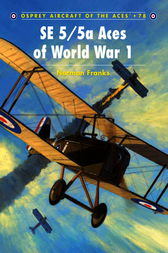 SE 5/5a Aces of World War I by Norman Franks