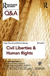 Q&A Civil Liberties & Human Rights 2013-2014 by Helen Fenwick