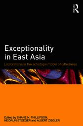 Exceptionality in East Asia by Shane N. Phillipson