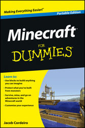 Minecraft For Dummies by Cordeiro