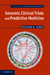 Genomic Clinical Trials and Predictive Medicine by Richard M. Simon