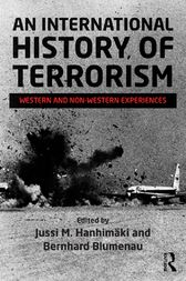 An International History of Terrorism by Jussi M. Hanhimäki