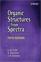 Organic Structures from Spectra by L. D. Field