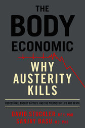 The Body Economic by David Stuckler