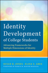 Identity Development of College Students by Susan R. Jones