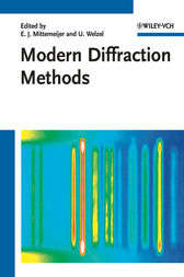 Modern Diffraction Methods by E. J. Mittemeijer