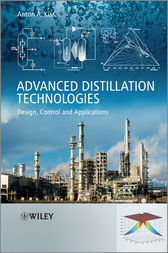 Advanced Distillation Technologies by Anton A. Kiss