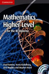 Mathematics for the IB Diploma: Higher Level by Paul Fannon