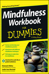Mindfulness Workbook For Dummies by Shamash Alidina