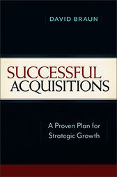 Successful Acquisitions by David Braun